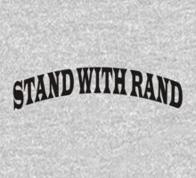 Stand With Rand Kids Clothes