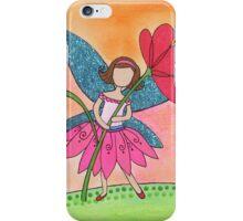 Poppy Fairy iPhone Case/Skin