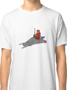 Lego Space Scooter (photo-realistic) Classic T-Shirt