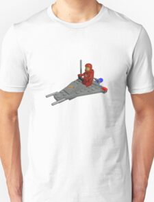 Lego Space Scooter (photo-realistic) T-Shirt