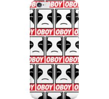 OBOY iPhone Case/Skin