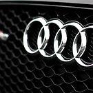 2013 Audi TT-RS Grille by Daniel  Oyvetsky