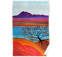 Pastel Art - Reaching Out Poster