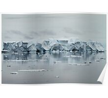 Deconstructed Iceberg Poster