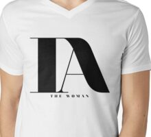 Irene Adler Mens V-Neck T-Shirt