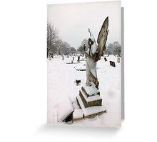 Angel III Greeting Card