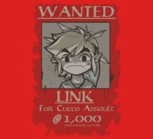 Wanted - Cucco Assault Kids Clothes
