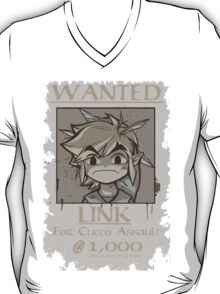 Wanted - Cucco Assault T-Shirt