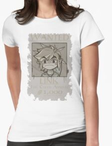 Wanted - Cucco Assault Womens Fitted T-Shirt