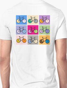 Geometric Bicycle T-Shirt T-Shirt