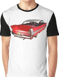 Christine - Plymouth Fury Graphic T-Shirt