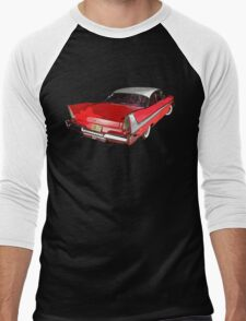 Christine - Plymouth Fury Men's Baseball ¾ T-Shirt
