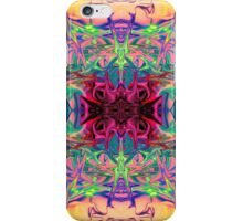 Psychedelic Portal iPhone Case/Skin