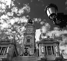 The Town Hall by Berns