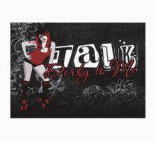 Talk Derby To Me Sticker by David & Kristine Masterson