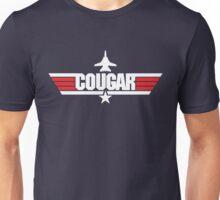 Custom Top Gun Style - Cougar Unisex T-Shirt