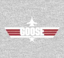 Custom Top Gun Style - Goose One Piece - Long Sleeve