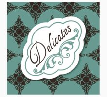 Elegant Regard Laundry Labels: Delicates by David & Kristine Masterson