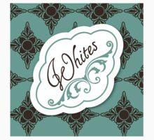 Elegant Regard Laundry Labels: Whites by David & Kristine Masterson