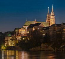 Basel Cathedral by were