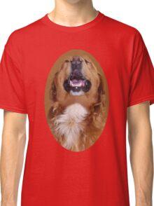 ✌☮I'M LAUGHTING LIKE NOBODYS LOOKIN DOG TEE SHIRT ✌☮  Classic T-Shirt