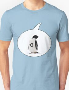 """Ubuntu"" Penguin tattoo T-Shirt"