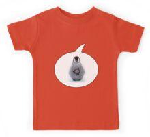 """Ubuntu"" Baby penguin tattoo Kids Tee"