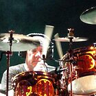 Neil Peart by Wayne Gerard Trotman