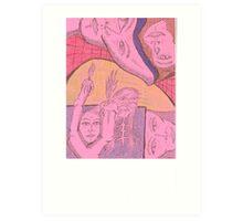 auspicious absolution Art Print