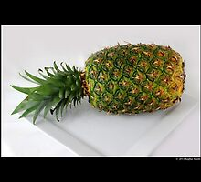 Ananas Comosus - Fresh Pineapple by © Sophie W. Smith