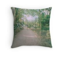 Right Path Throw Pillow