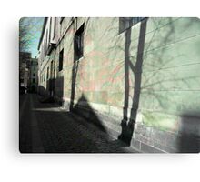 My Town in a Miraculous Moment Metal Print