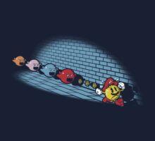 Pac-Mario by davidj8580