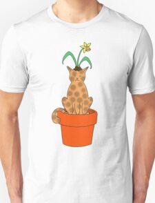 Daffy Cat T-Shirt