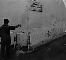Kadifekale Neighborhood in Izmir Turkey by Ilker Goksen