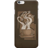 Coffee Nouveau iPhone Case/Skin
