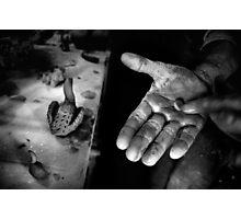 Finishing Touches Photographic Print
