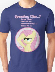 Operation: Uhm? Unisex T-Shirt