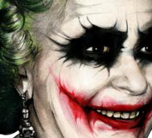 Jokerqueen Sticker