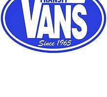 Transit Van Vans by Grandevoodoo