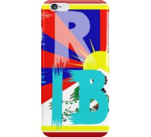 FREE TIBET iPhone Case/Skin