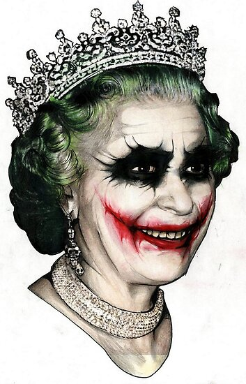 Jokerqueen by Leti Mallord