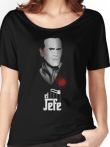 El Jefe Women's Relaxed Fit T-Shirt