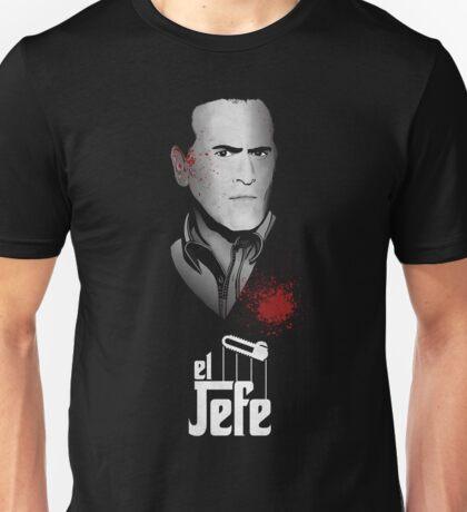 El Jefe Unisex T-Shirt