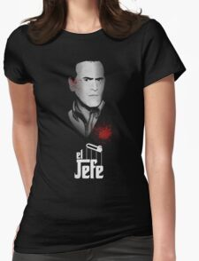 El Jefe Womens Fitted T-Shirt