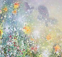 Spring Magic by izumiomoriart