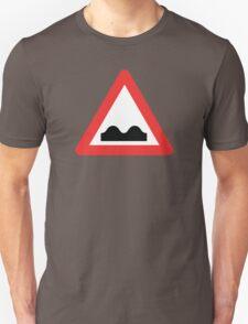 Warning breasts T-Shirt