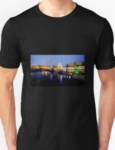 Torquay Harbour Bridge  T-Shirt