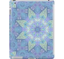 Faded Fracal Kaleidoscope for iPad iPad Case/Skin