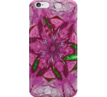Pink Kalaideoscope iPhone iPod Case iPhone Case/Skin